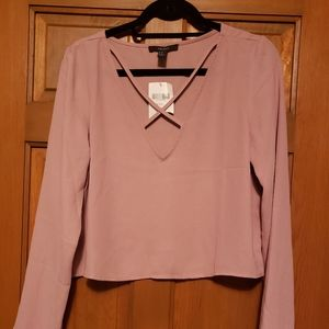 NWT cropped top